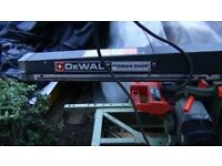 Dewalt arm saw