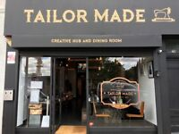 Tailor Made seeks a great Chefs assistant!