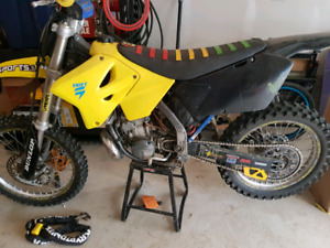 2001 RM 250 Aftermarket Parts. PRICE REDUCED!
