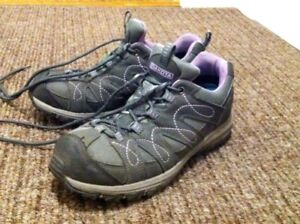 STEEL-TOED shoes (Tarantula brand)