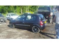 """Renault Clio tsw alloy wheels 15"""""""