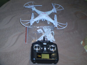 Drone: with camera: