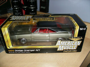1/18 diecast comme neuf Dodge Charger 1969