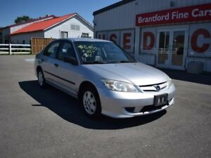 2005 Honda Civic SE 4dr Sedan