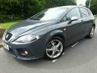 2008 SEAT LEON FR 2.0 TDI 170-BHP*FSH*MINT CONDITION*#BMW#CUPRA#VXR#ST#R32#TYPE R#AUDI