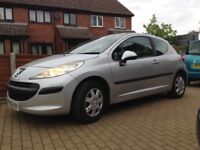 2007 Peugeot 207 - 1.4 HDI Turbo Diesel, regularly serviced – MOT July 18, new car forces sale