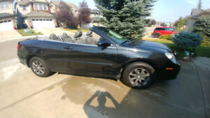Sebring hard top convertible ( touring ) in mint condition