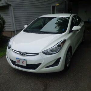 2014 Elantra. Mint Condition. Very Clean New Brakes, New Tires!!