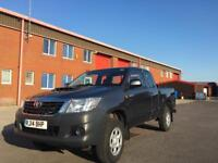 Toyota Hilux pick up 2014 extra cab