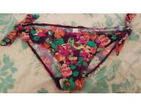 M&S bikini bottoms 16