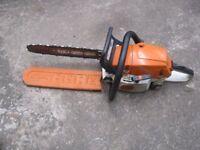 Stihl MS261 Petrol Chainsaw