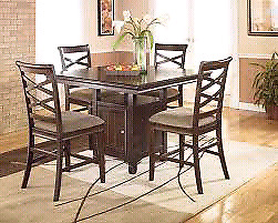 EH Hayley 5pc dinette 51164333