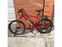 Voodoo Hoodoo Mountain Bike, 1 year old in great nick