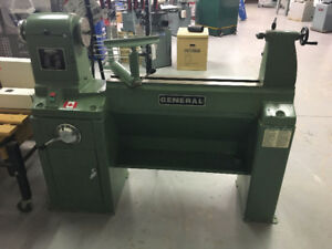 Used General Lathe (26020)