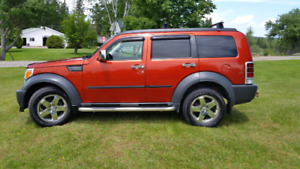 2007 dodge nitro 4x4 works great