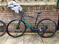 Woman's Merida Hybrid/Road Bike, Bicycle