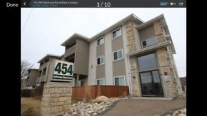 St. Vital condo corner unit for sale immediate possession