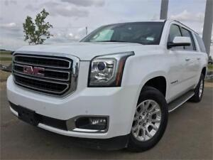 2016 GMC Yukon XL SLT, LEATHER, 3RD ROW SEATS
