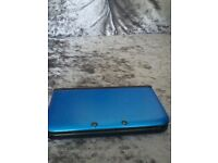 NINTENDO 3DS XL CONSOLE IN BLUE