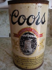 Coors Big Can-Do Barbeque - Great Collectors piece!