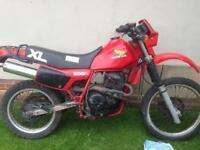 Honda classic xl600
