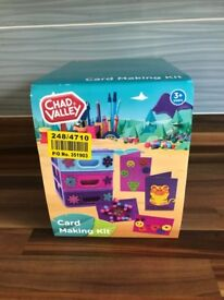 Chad Valley Card Making Kit from Argos
