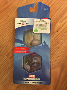 Disney Infinity Super Hero Toy Box Discs