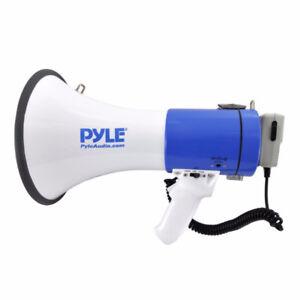 pmp50 50w Megaphone Bullhorn PylePro PMP50 Professional Piezo Dy