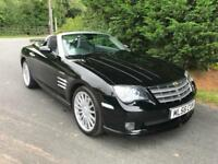 56 REG CHRYSLER CROSSFIRE 3.2 SRT-6 ROADSTER AUTOMATIC SPORTS CONVERTIBLE