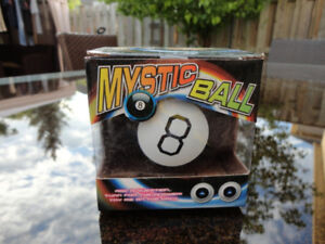 Brand New Magic 8 Ball for sale