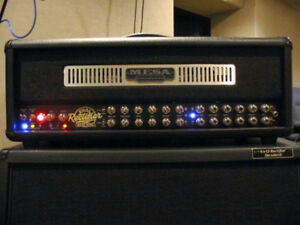 Mesa Boogie Road Kind 2 Half Stack with full hard case