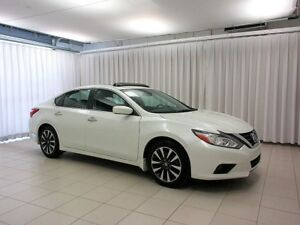 2016 Nissan Altima SV with SUNROOF!