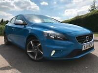 2014 Volvo V40 D2 R DESIGN 5dr 19,000 Miles, 1 Owner, £0 Tax 5 door Hatchback