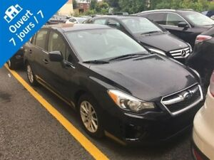 2014 Subaru Impreza 2.0i Touring Package, AWD