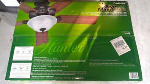 Selling 2 Hunter Ceiling Fans!