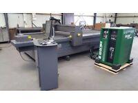 Grotius CNC plasma machine