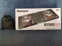 Numark Mixtrack Pro 3 + Sennheiser HD 205 Headphones