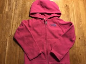 The North Face hoody 2T