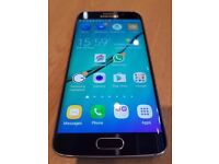 Samsung Galaxy S6 Edge (SM-G925F) 64GB UNLOCKED. Perfect Working Condition.