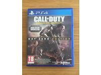 Call of Duty: Advanced Warfare - Day Zero Edition PS4 Game