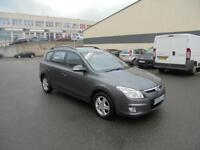 2009 Hyundai i30 1.6CRDi Comfort Estate Finance Available