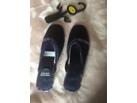 Size 6 M&S Ladies Slippers