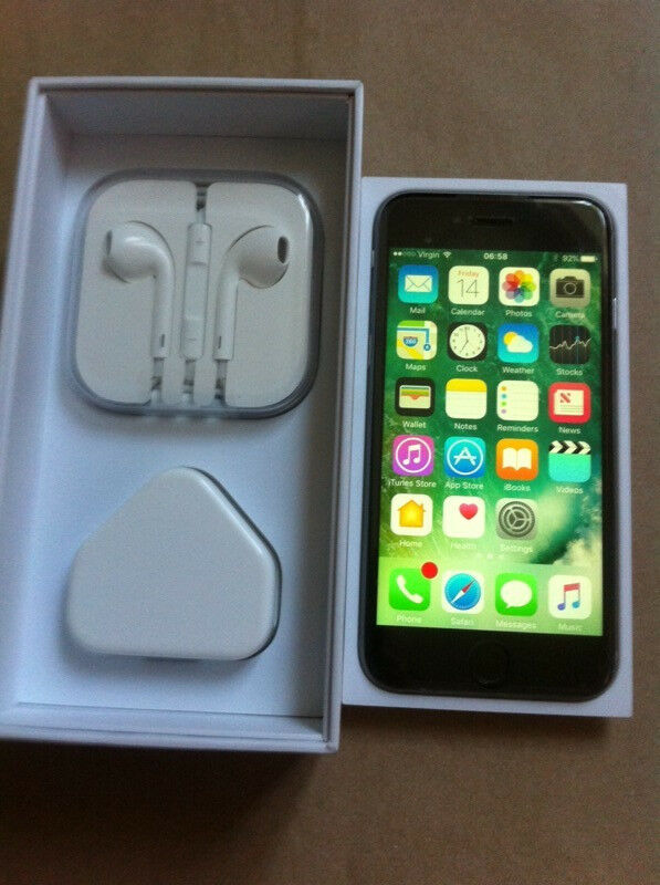 Iphone 6s 64gb unlockedin Renfrew, RenfrewshireGumtree - Iphone 6s 64gb unlocked to any network no marks, scratches or any dents and everything working 100%charger included can deliver locally