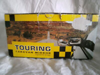 Touring Caravan Mirrors New Boxed