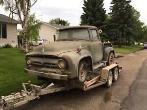 In search of 53-56 ford / mercury pickup parts