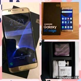 Samsung s7edge gold 32gb