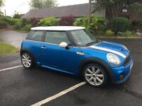 2008 58 REG ! MINI COOPER S 1.6 16V TURBO CHARGED JCW KIT FANTASTIC LOOKS FSH FINANCE LOW RATES