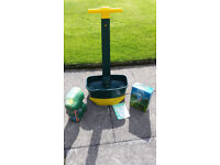 Lawn spreader 'Evergreen Easy Spreader' - for grass seed or lawn products