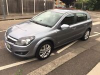 Vauxhall Astra 1.4 SXI Manual, Petrol Hatchback 5 Doors 2010 Silver 81094 miles. £2195