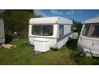Caravan Shell for refurb /trailer project/extra bedroom/Storage/office